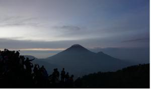Dieng Golden Sunrise Tour Via Sikunir Hill