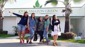 JOGJA AMAZON GREEN