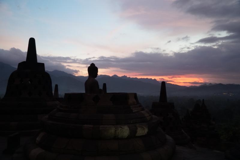 BOROBUDUR SUNSET TOUR